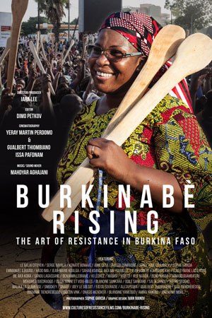 Iara Lee's Documentary 'Burkinabe Rising: The Art of Resistance In Burkina Faso: Honored at Winter Film Awards International Film Festival